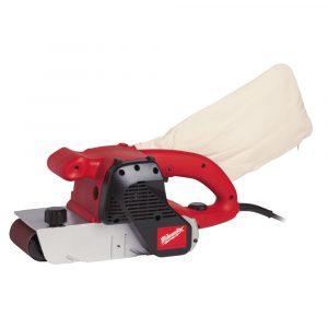 Belt Sander, 100 x 160mm, Dust bag, sanding belt