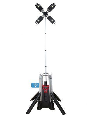 MXFTL-601 Stand Area Light KIT IN2