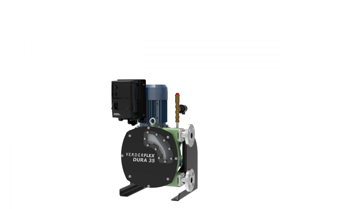 Verder launches ready-to-use hose pumps with iDura range